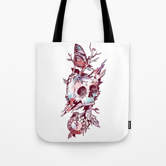 Mors et Natura 2.0 Tote Bag