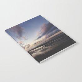 Sunrise over the Beach Notebook