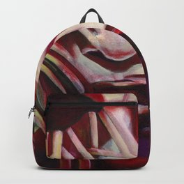 Red Face Backpack
