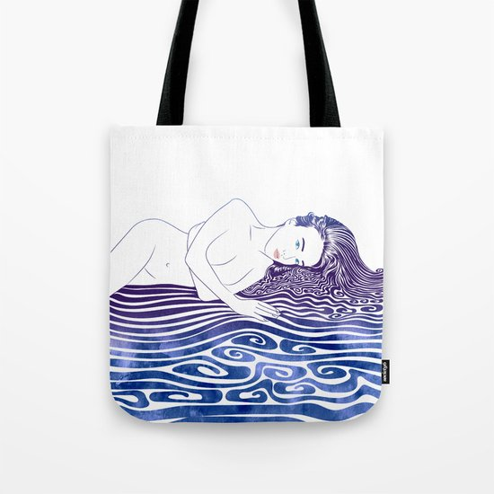Water Nymph XLI by sirenarts