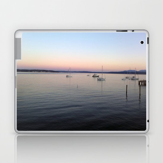 Ships Laptop & iPad Skin