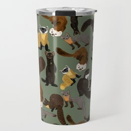 Martens of the World #1 Travel Mug
