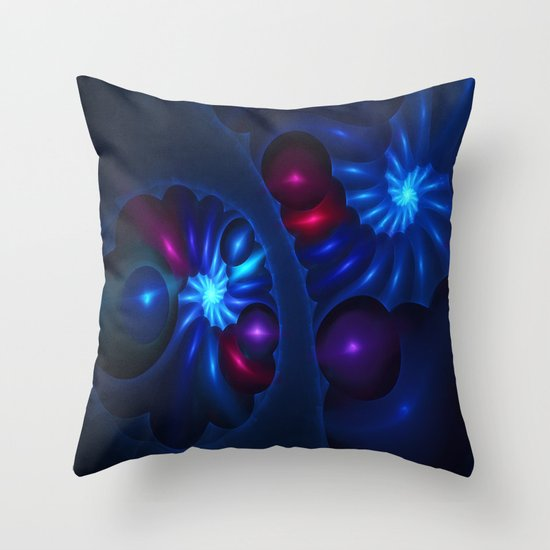 Color Wishes Throw Pillow