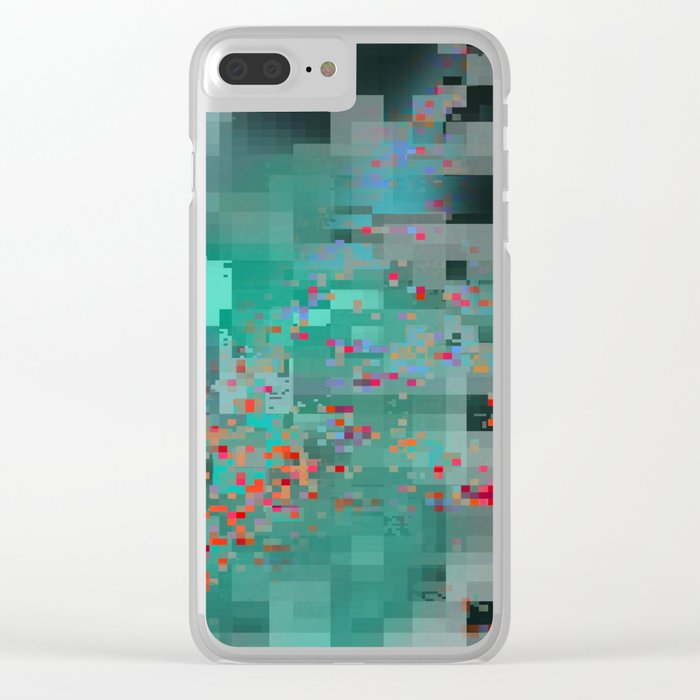 in the air 1 aircity Clear iPhone Case