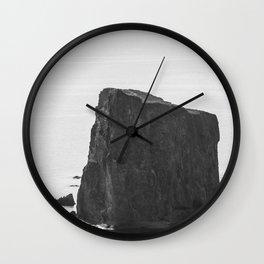 Rocher Percé Wall Clock