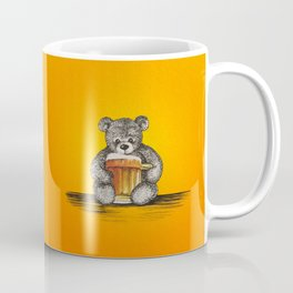 Teddy Beer Coffee Mug