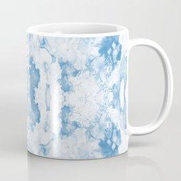 Abstract 20 Blue Coffee Mug