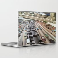 cars Laptop & iPad Skins featuring cars by danielrcart