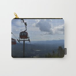 Stowe, Vermont Gondola  Carry-All Pouch