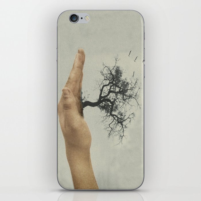 It's all in your mind iPhone Skin