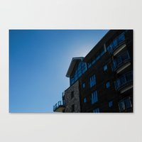 architect Canvas Prints featuring Architect by Chelsea Benwell Photography