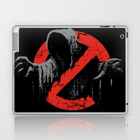 Ain't afraid of no wraith Laptop & iPad Skin