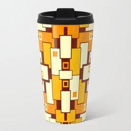 C13D GeoAbstract Travel Mug