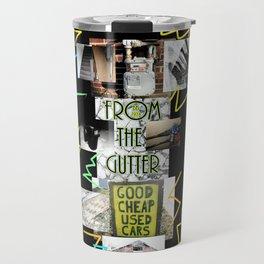 From The Gutter #1 Travel Mug
