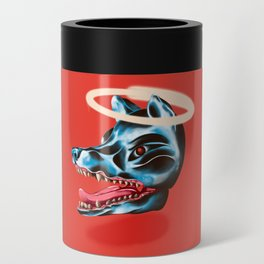 Kitsune Mask Can Cooler