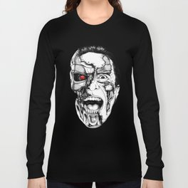 The all new Terminators. The psychopath Long Sleeve T-shirt