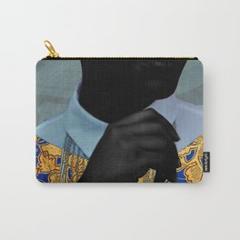 Black Gold Carry-All Pouch