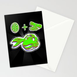 Turtle D.I.Y. Stationery Cards