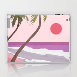 Tropical Landscape 01 Laptop & iPad Skin