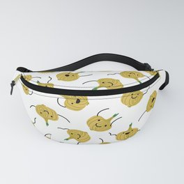 Illustration of onions Fanny Pack