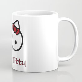 Hello Titty Coffee Mug