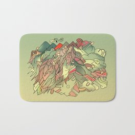 The hills are alive with the sound of Music. Bath Mat