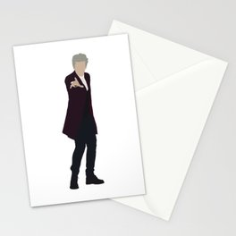 Twelfth Doctor: Peter Capaldi Stationery Cards