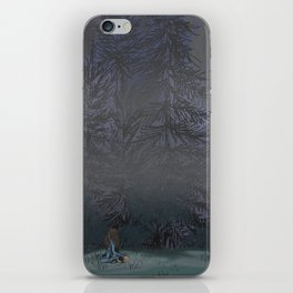 Broken Hearted iPhone Skin