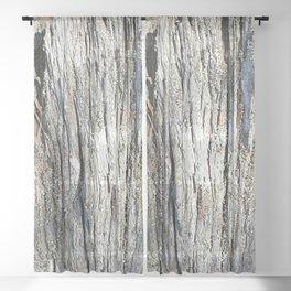 Old Stump Sheer Curtain
