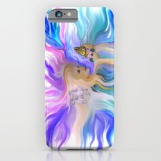 Woman Butterfly and Horse Slim Case iPhone 6s