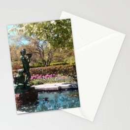 Conservatory Garden Stationery Cards