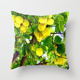 If life gives you lemons... Throw Pillow