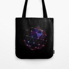 BLACKLIGHT CRYSTAL BALL Tote Bag
