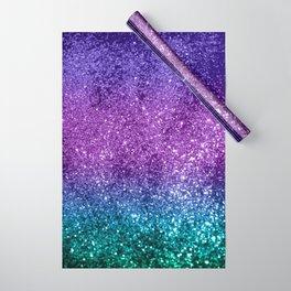 Unicorn Girls Glitter #10 #shiny #decor #art #society6 Wrapping Paper