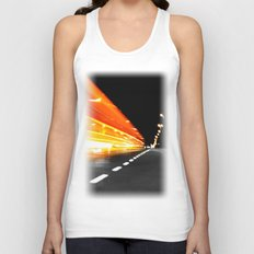 light Unisex Tank Top