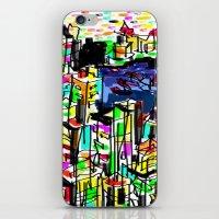 tokyo iPhone & iPod Skins featuring tokyo by sladja