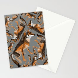 Totem Iberian wolf Stationery Cards