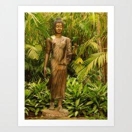 Hawaiian Zen Art Print