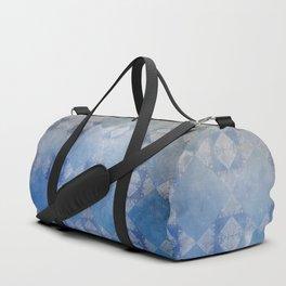 Sad Harlequin Duffle Bag