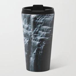 Middle Letchworth Falls Metal Travel Mug