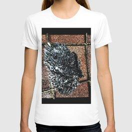 Free Vertical Composition # 462 T-shirt