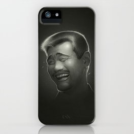 Yao Ming iPhone Case