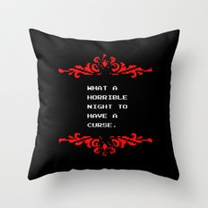 Simon Says Throw Pillow