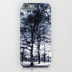 Greenwich Park London Art iPhone 6s Slim Case