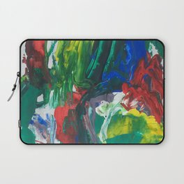 its the paint Laptop Sleeve