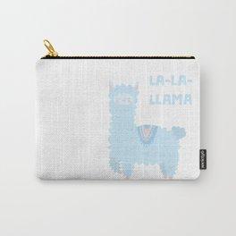 La-La-Llama Carry-All Pouch