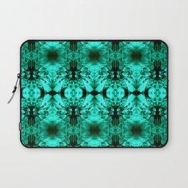 Dandelions Trippinturquoise Laptop Sleeve