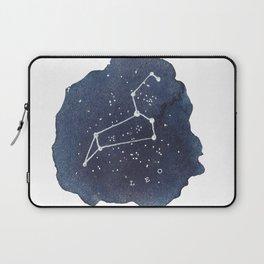 leo constellation zodiac Laptop Sleeve