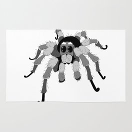 Tarantula / Tarántula Rug