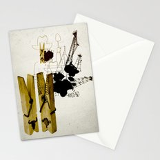 oink - oil? oink - oil? Stationery Cards